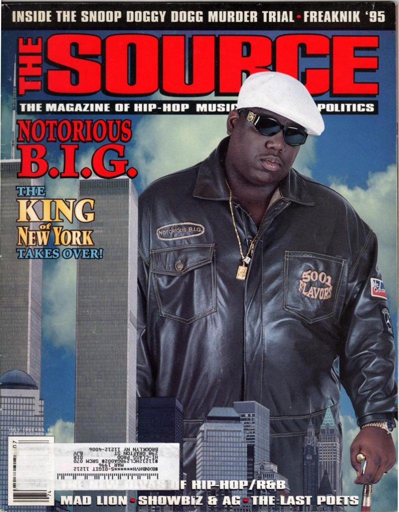 B.I.G Source Cover-1996