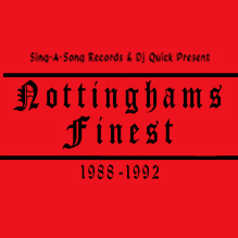 Nottinghams Finest 1988 - 1992